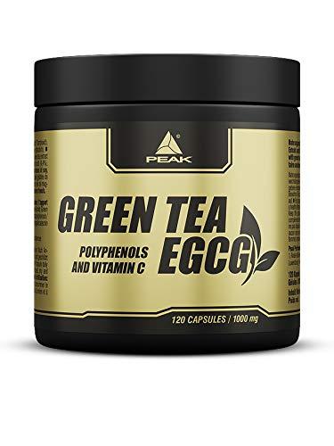 PEAK EGCG Grüntee-Extrakt - 120 Kapseln à 1000mg