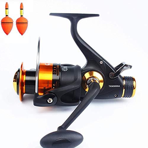 BNTTEAM 11BB Sistema frenante Anteriore e Posteriore Frizione a Una Via Dimensioni 1000-7000 Mandrino in Metallo Pieno Spinning P66 Mulinello da Pesca Carpa Ruota da Pesca Mulinello da Spinning