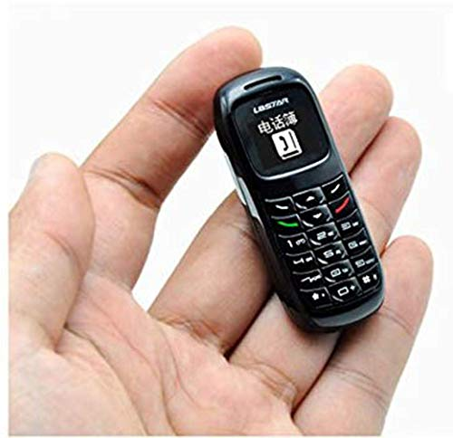 Smallest Mobile Phone L8Star BM70 Tiny Mini Mobile Black Unlocked
