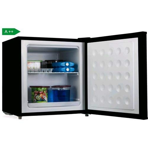 PremierTech Mini Congelatore Freezer Nero 32 litri -24C gradi A++ 4**** Stelle PT-FR32B