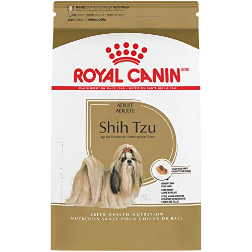 Royal Canin Shih Tzu Adult Breed Specific Dry Dog...