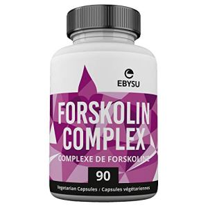 EBYSU Forskolin Extract - 500mg Max Strength - 90Capsules Weight Loss & Appetite Suppressant Supplement 7 - My Weight Loss Today
