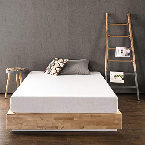 Best Price Mattress 10 Inch Memory Foam Mattress, Calming Green Tea Infusion, Pressure Relieving, Bed-in-a-Box, CertiPUR-US Certified, King