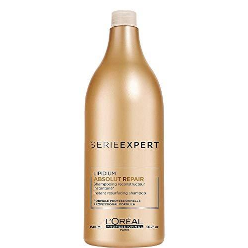 L'Oréal Professionnel Serie Expert Absolut Repair Lipidum Shampoo, 1er Pack,...