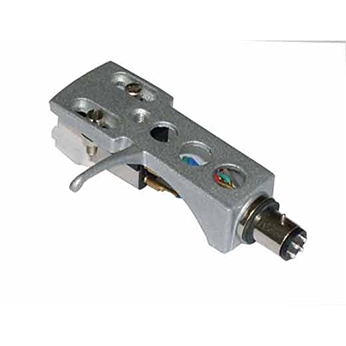KCL 01 testina completa di puntina già montata su 'headshell', compatibile con molti giradischi.
