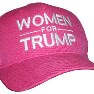 Tropic Hats Adult Embroidered Women for Trump Adjustable Ballcap