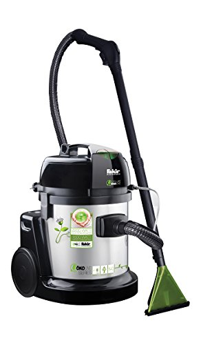 Fakir Premium SR 9800 S  /  Waschsauger, Nass-Trockensauger, Teppich-Reiniger,  Mehrzwecksauger, 4,3 Liter Wassertank - inkl. Polster, Möbel & Fugendüse, 5 bar Pumpendruck - 1.600 Watt