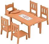 Sylvanian Families - 4506 - La table de repas