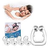 Pince à Nez Dispositif Anti-Ronflement, Snore Stop Anti Ronflement...