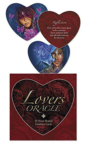 Lovers Oracle: Heart-Shaped Fortune Telling Cards