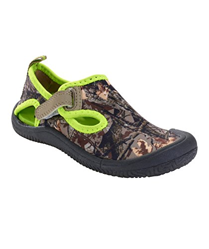OP Boys Camo Water Shoe (M (7-8))