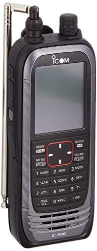 アイコム 広帯域ハンディレシーバー IC-R30