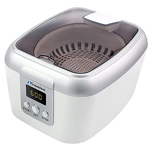 iTronics 600ML Ultraschallreiniger Ultrasonic Cleaner...