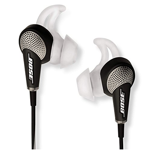 Bose QuietComfort 20i Acoustic Noise Cancelling Headphones (Renewed)