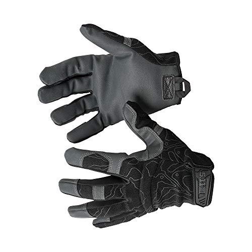 5.11 High Abrasion Tac Glove - Guanti Tattici da Uomo, Stile Militare, con Dita Intere, Alta...
