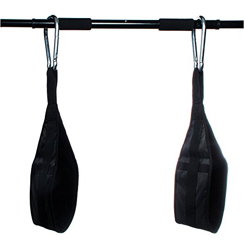 1UP Hanging AB Straps for Fitness, Core...