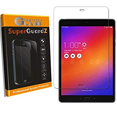 Screen Protector for Asus Zenpad Z10. SuperGuardZ Risk-Free Lifetime Replacement Warranty. 100% Satisfaction Guarantee High Quality Optical-Grade Tempered Glass: Best material to protect your devices. Anti-Bubble, Anti-Scratch, Anti-Fingerprint, and ...