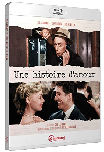 Une Histoire d'amour-GDBD [Blu-Ray]