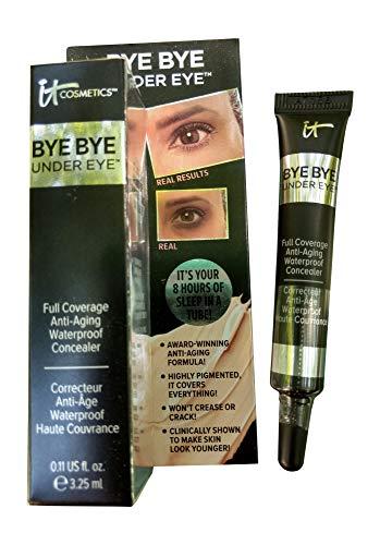 It Cosmetics Bye Bye Under Eye Full Coverage Anti-Aging Waterproof Concealer 0.11 FL OZ