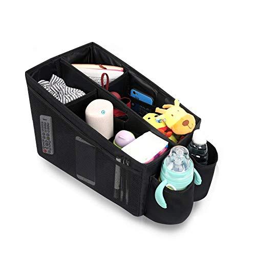 Meinkind Kofferraumtasche Kofferraum-Organizer Autotasch Kofferraumtasch mit vielen Fächern Faltbare Autotasche Autobox