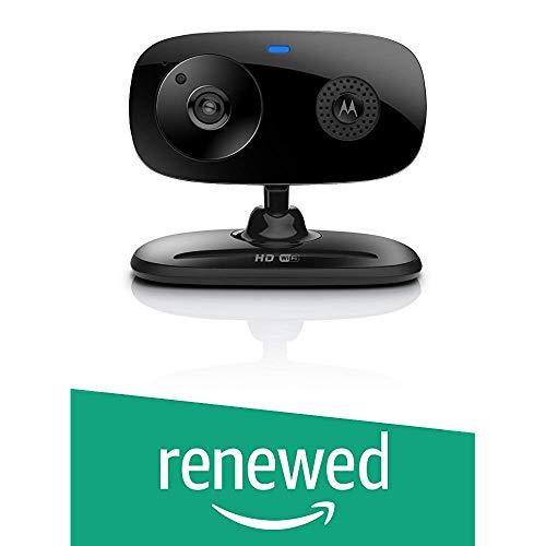 Motorola FOCUS66 Wi-Fi HD Home Monitoring Camera (Renewed)