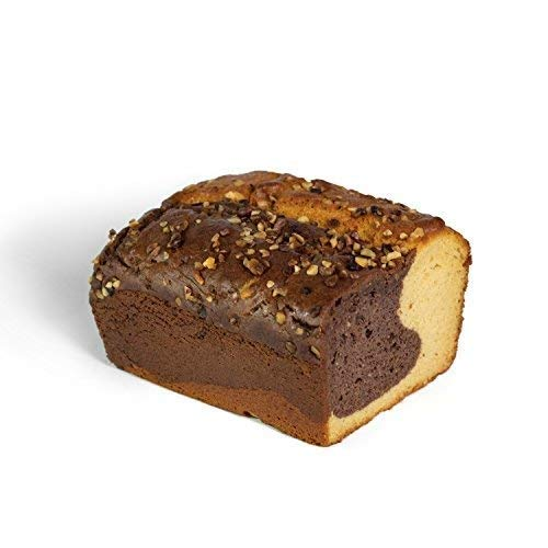 KetoUp: Low carb Marmorkuchen - Ketogene und Low Carb Ernährung   enthält maximal 2,2 % Kohlenhydrate   420 Gramm