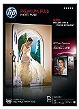HP CR672A Premium Plus Glossy Photo Paper 300g/m2 A4 20 Blatt, weiss