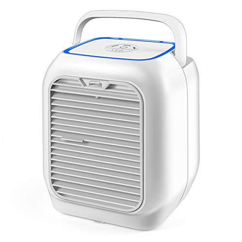 Personal Air Conditioner Fan, Air Personal Space Cooler Small...