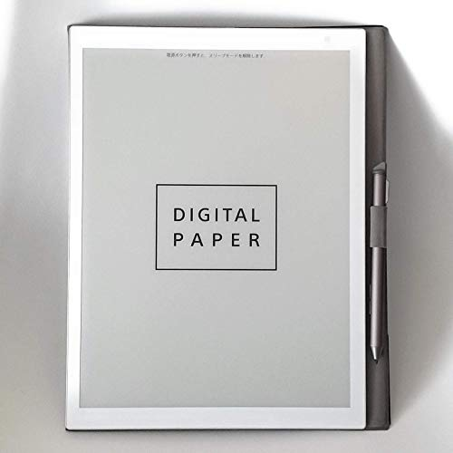 ソニー デジタルペーパー dpt-rp1