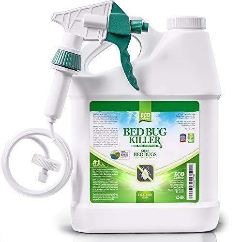 Eco Defense Bed Bug Killer, Natural Organic Formula Fastest...