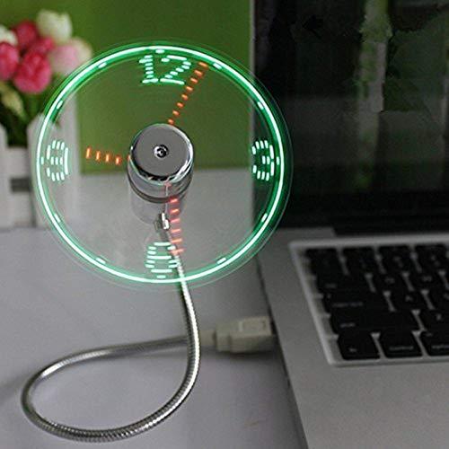 LED Fan Clock
