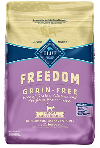 Blue-Buffalo-Freedom-Grain-Free-Natural-Indoor-Adult-Dry-Cat-Food-Chicken-11-lb
