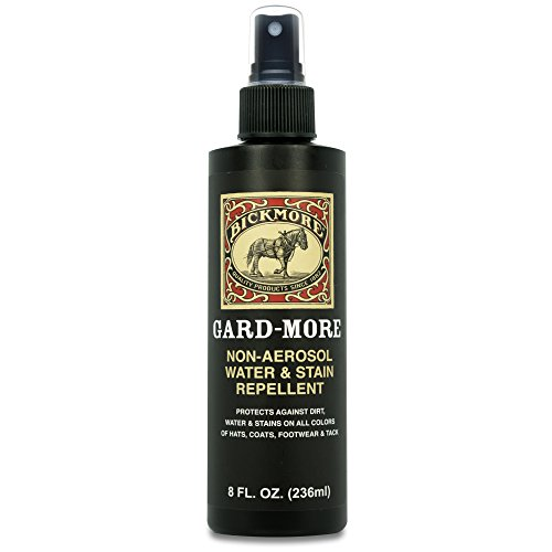 Bickmore Gard-More Water & Stain Repellent 8oz- Leather...