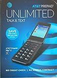 AT&T Prepaid - Cingular Flip 3, Prepaid Feature Flip Phone - Black