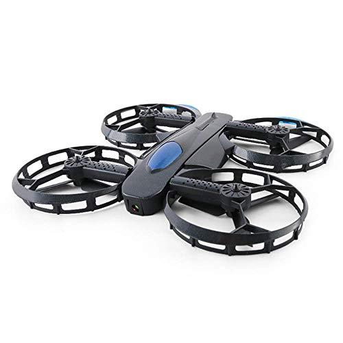 LIANYANG Drone Telecomando Velivolo 720 Telecamera HD WiFi Ripresa Aerea Drone Ripresa Aerea Mappa degli Aerei Pieghevole Intelligente modalit Senza Testa Ripresa in Volo Trasmissione in Tempo Reale