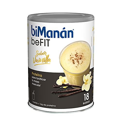 BIMAY Bimanán Befit - Batido De Proteína Sabor, Para Tonif