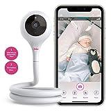 iBaby M2C Smart Baby Monitor, White
