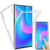 Reshias Coque Samsung Galaxy Note 10 Plus 2 en 1 Hybrid 360° Protection...