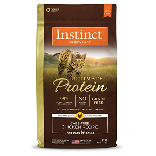 Product Image 1: Instinct Ultimate Protein Grain Free Cage Free Chicken Recipe Natural Dry <a href=