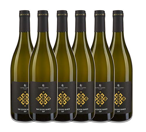 Castrum Bianco - San Severo DOP - 6 Bottiglie da 0,75 litri