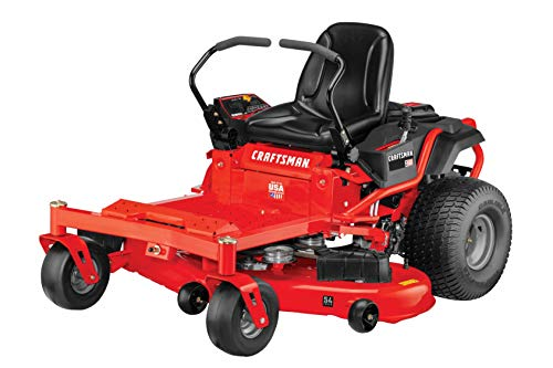 Craftsman Z560 24 Riding Lawn Mower for 3 Acres Yard