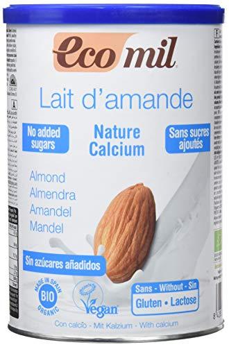 Ecomil Nature, Bebida de Sin Azúcares Añadidos (Calcio), A