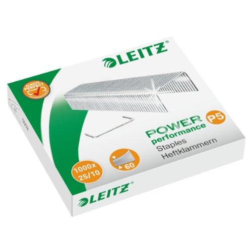 LEITZ Punti metallici 25/10-1000 pz - 55740000