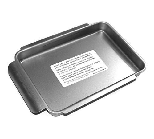 Coleman Metal Grease Drip Tray (Pan) for Series 9949 Roadtrip Portable Grills