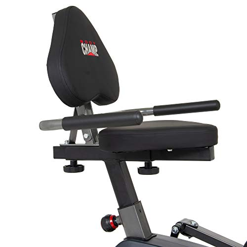 Body Champ 3-in-1 Exercise Machine, Trio Trainer, Elliptical and Upright Recumbent Bike 2