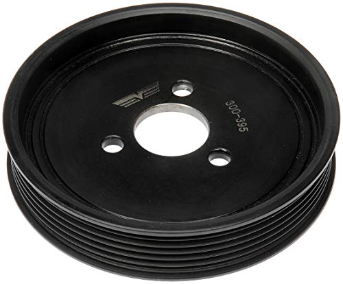 Dorman 300-395 Power Steering Pump Pulley for Select BMW Models