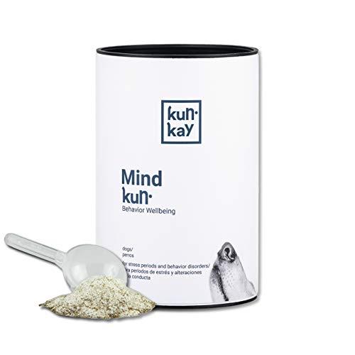 KUNKAY Mindkun Perros - 270 g   Suplemento para el estrés y la...