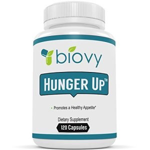 HungerUp™ - Appetite Stimulant by Biovy™ (with No Artificial Fillers) - Effective Weight Gain Pills with Fenugreek… 14 - My Weight Loss Today