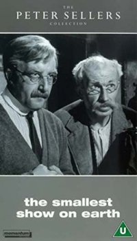 The Peter Sellers Collection: The Smallest Show on Earth / Carlton-Browne of the F.O. / Two Way Stretch / Hoffman [DVD]