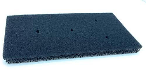1 x Filtro per Whirlpool® Bauknecht® Privileg® HX asciugatrice pompa di calore filtro schiuma filtro spugna...